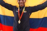 Atleta Natalia Linares recibe el apoyo de Indupal y Serdeportes