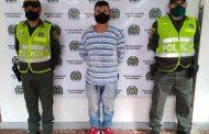 Integrante de Los Pelusos, sindicado de homicidio de dos líderes sociales, capturado en el Cesar