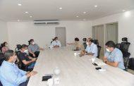 Gobernador Monsalvo y congresistas del Cesar definen agenda para impulsar proyectos en desarrollo del departamento