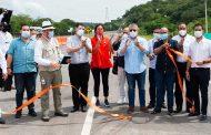 Gobierno entregó 30,4 km de segunda calzada y 18 km de mejoramiento del proyecto Ruta del Sol 3