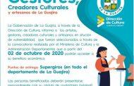 Comenzó tercer pago de auxilio para Aristas y Gestores Culturales de La Guajira