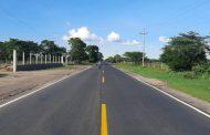 Finalizó primera fase de intervención en la vía Cuestecita – San Juan del Cesar - Río Pereira
