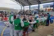 Unidades Móviles del Icbf despliegan su marco de atención a damnificados por las lluvias en La Guajira