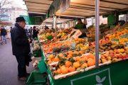 Precios mundiales de los alimentos suben por quinto mes seguido en octubre: FAO