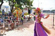 En Valledupar se inauguró Primer Encuentro Municipal de Artes Escénicas 2020
