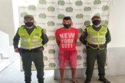 En El Copey capturado presunto homicida