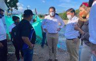 Gerente de Fronteras analizó situación migratoria en Valledupar