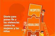 Gobierno del Cesar se une al Día Mundial de la No Violencia contra la Mujer