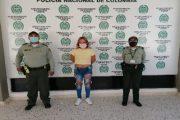 Mujer fue capturada en Valledupar sindicada de ser coautora de homicidio agravado