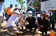 Con el acompañamiento de MinVivienda se inició la obra en el parque Mareigua, en Valledupar