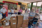 El hospital San Juan Bosco recibió de Drummond equipos biomédicos para la dotación del área de urgencias