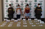 Capturadas con más de 786 mil dólares falsos en la vía Valledupar-Barranquilla
