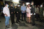 Recompensa de $ 50 millones por responsables de atentado en el centro de Barranquilla