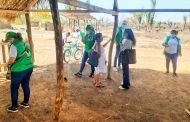 Unidades Móviles del Icbf brindan atención psicosocial a familias afectadas por incendio forestal en Cesar