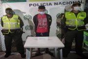 En Bosconia, capturado hombre por homicidio