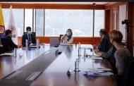 Se desarrolló primera mesa permanente de trabajo para la vigilancia del Plan Nacional de Vacunación