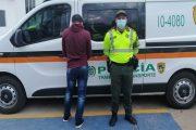 Sindicado del delito de acceso carnal abusivo fue capturado en Bosconia