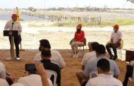 Gobierno Nacional entregó la vía Mayapo-Manaure (La Guajira)