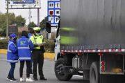 SuperTransporte y Ditra continúan operativos de inspección a vehículos de carga