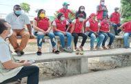 Corpoguajira y Fundeban fortalecen las capacidades de los guardianes de ambiente y paz del corredor agrícola, zona rural de Riohacha