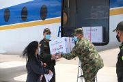 Llegaron las primeras vacunas al Departamento de La Guajira