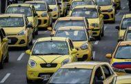 Anuncian paro nacional de taxistas el 3 de mayo por proyectos de ley 003 y 266