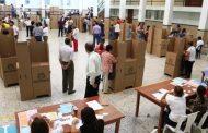 Consultas internas de organizaciones políticas se harán el 7 de noviembre