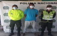 Presunto homicida fue capturado en El Copey, Cesar