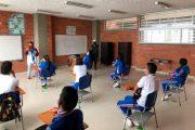 Gobierno Nacional insta a avanzar con presencialidad en alternancia educativa