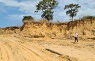 Corpoguajira suspende actividad de extracción de material de construcción en predio santa lucía, jurisdicción de Riohacha