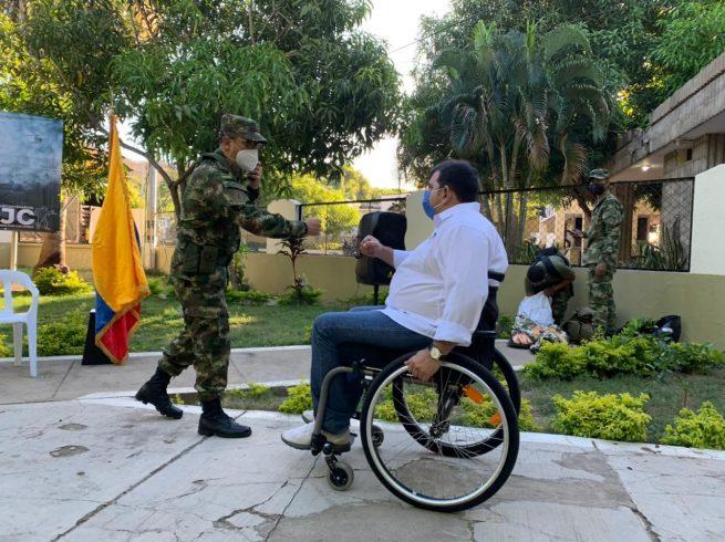 Personas con discapacidad podrán agilizar el proceso para definir la situación militar