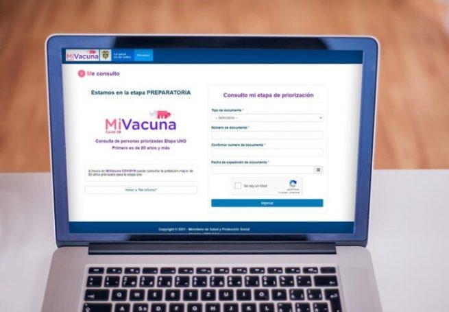 Registraduría ofrece integridad y calidad en proceso de registro y postulación para fortalecer aplicativo Mi Vacuna
