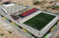 Ware Waren, en Albania, estrena parque recreodeportivo por recursos de regalías