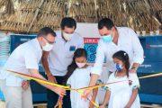 Embajada de Israel dona dos generadores de agua atmosférica para el programa Guajira Azul