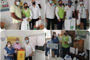 En La Guajira, el ICA y al FAO entregan kits de bioseguridad