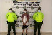 Por homicidio en tentativa, capturado hombre en Becerril
