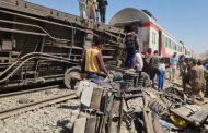 Al menos 32 muertos y decenas de heridos tras choque de dos trenes en Egipto