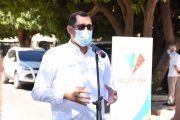 En el barrio Los Músicos entregan obras que mejoran el servicio de alcantarillado sanitario