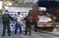 Capturado hombre sindicado de abigeato en el corregimiento de Aguas Blancas (Valledupar)