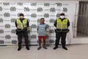 Capturado por el delito de concierto para delinquir en Valledupar