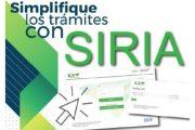 Aplicativo SIRIA del ICA, habilitado hasta el 31 de mayo