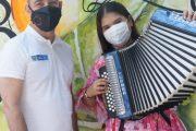 MinCultura exalta los trabajos artísticos en Valledupar