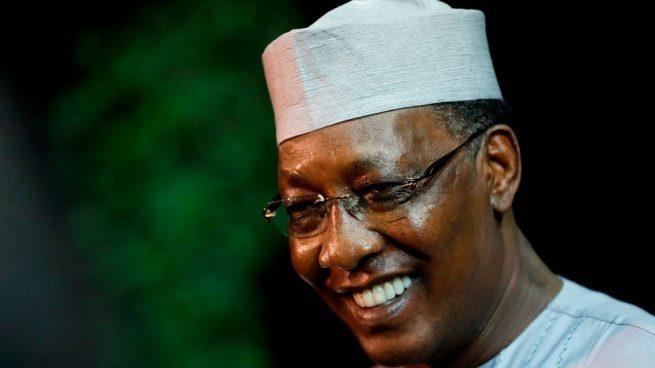 Muere en la línea del frente el presidente de Chad, Idriss Deby, según un portavoz militar