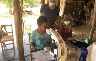 Monitoreo sanitario en ovinos y caprinos en comunidad indígena Wayuu en la Alta Guajira