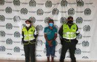Presunto abusador sexual capturado en Valledupar