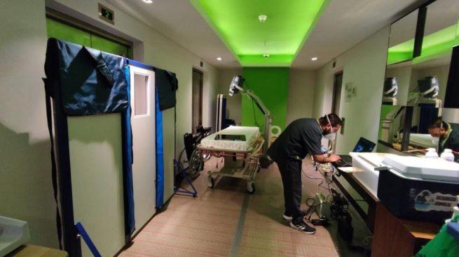 En Valledupar, la pandemia también aceleró el desarrollo de equipos médicos portátiles