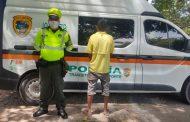 Presunto homicida fue capturado a las afueras de Valledupar