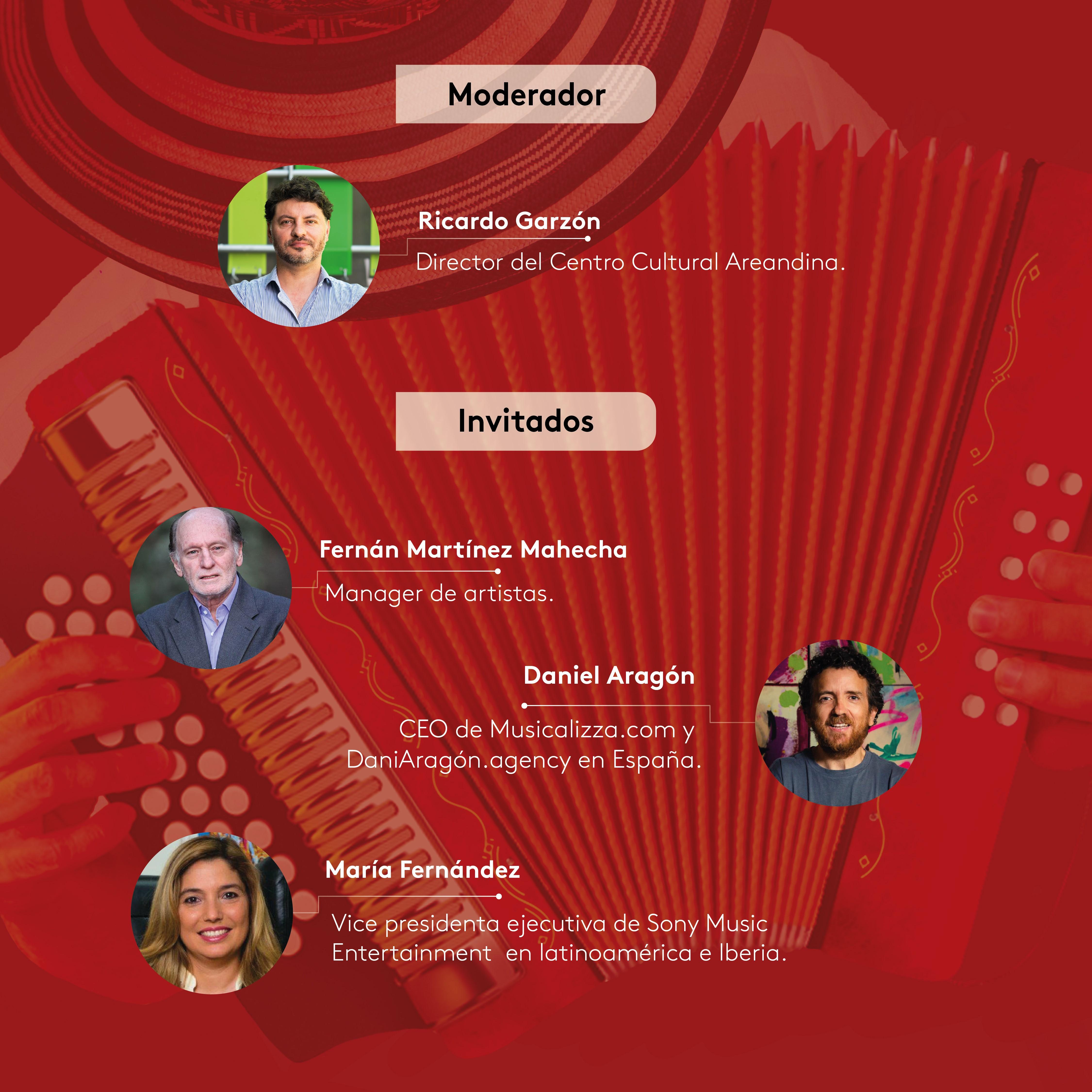 Acerca de la transformación digital para el sector musical, será el tema del próximo conversatorio de Areandina