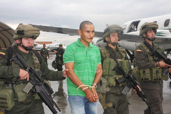 Excluyen de justicia y paz a alias Puma, desmovilizado del Bloque Mineros de las Autodefensas