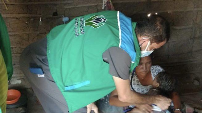 Icbf activó la ruta de atención de dos niños con desnutrición focalizados en La Guajira